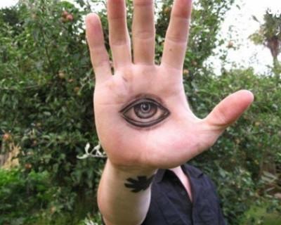 Симферополец, потерял глаз, но заметил потерю только на утро