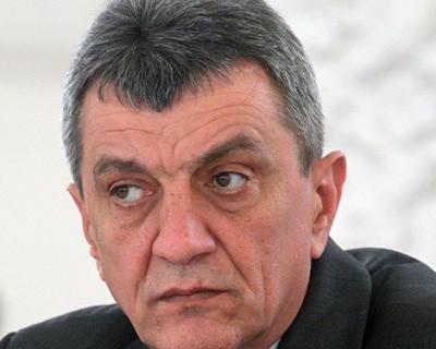 Кто передвинул портрет в кабинете у губернатора Севастополя?