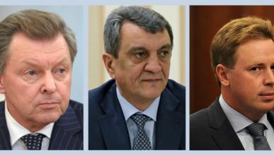 Взгляд из Москвы: «Остров Севастополь» - Отставка губернатора Севастополя и её последствия