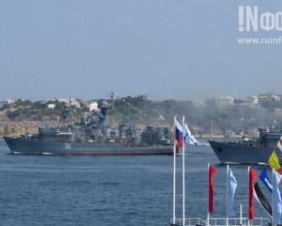 День ВМФ в Севастополе: говорят важные люди