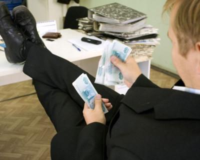 Крым занял 63 место по размеру заработной платы