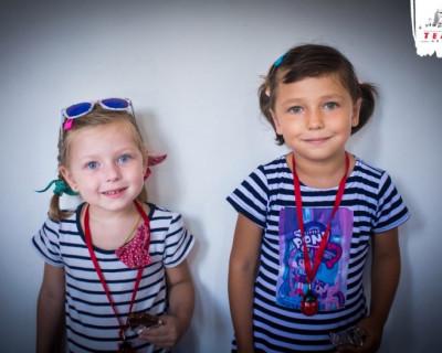 В севастопольском театре самые маленькие принимают участие в съёмках фильма