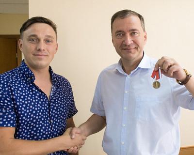 В Севастополе награды «Русской весны» находят своих героев