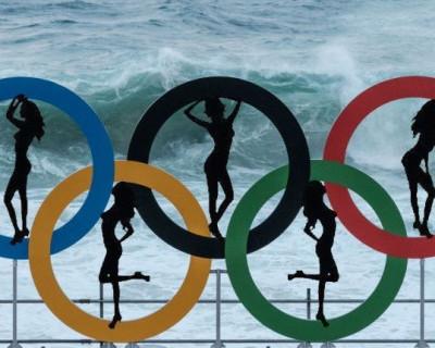 Выбираем самую красивую спортсменку Олимпиады (голосование)