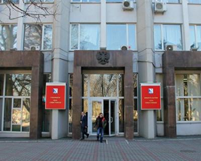 Тяжёлое утро севастопольских чиновников - пришлось работать!
