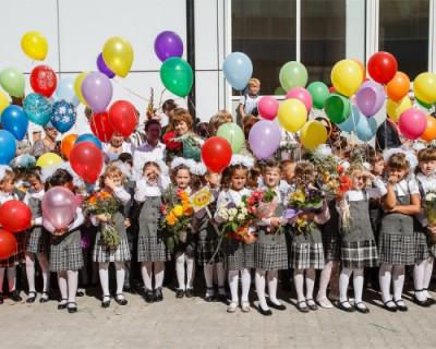 В первый учебный день в Севастополе поставят точки и запятую