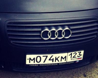 ВНИМАНИЕ! Этот автомобиль покинул место ДТП, пешеход скончался в больнице Севастополя