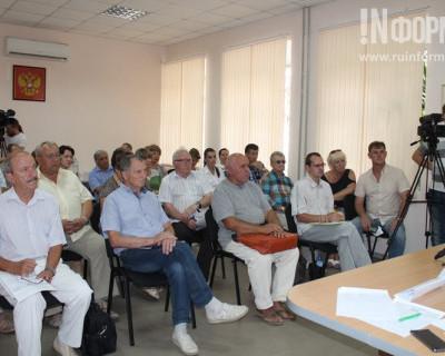 В Севастополе обсудили дальнейшую «судьбу» прибрежной зоны