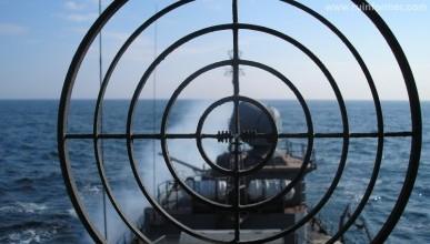 На Черноморском флоте устроили охоту на подводные лодки и расстреляли плавающие мины