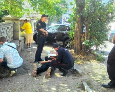 Севастопольские преступники не прошли и 500 метров