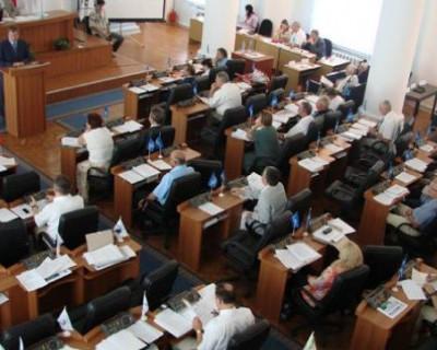 Севастопольские депутаты утвердили кандидатуры замов врио губернатора