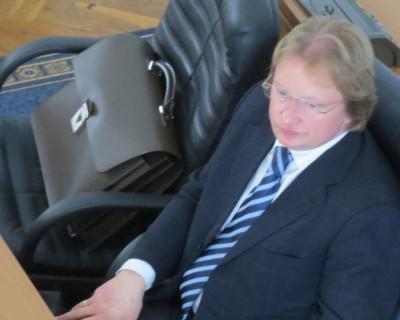 Новый зам врио губернатора Севастополя продемонстрировал чудеса изворотливости