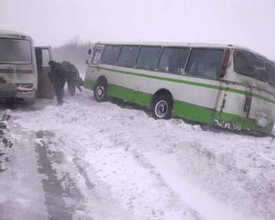 Крымских перевозчиков проверят на готовность к зимнему периоду
