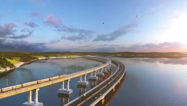 «Крымский мост» удивит поклонников экстрима скоростью и зрелищностью