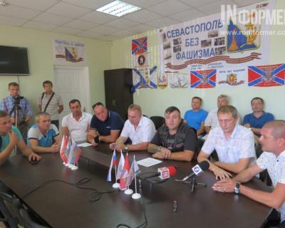 Представители организаций самообороны Севастополя потребовали от Олега Николаева не лгать и не будоражить горожан!