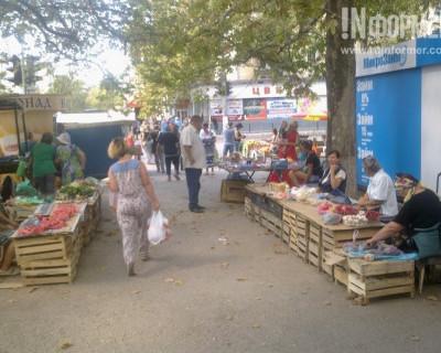 Чиновники Севастополя, не хотите ли вы пожить на базаре?
