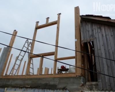 Сосед-разрушитель оставил севастопольцев без крыши