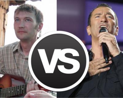Буйлов VS Буйнов? Музыкальный батл севастопольского чиновника и российской поп-звезды