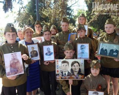 Севастопольский сайт не может угомониться и льёт грязь на «Бессмертный полк»