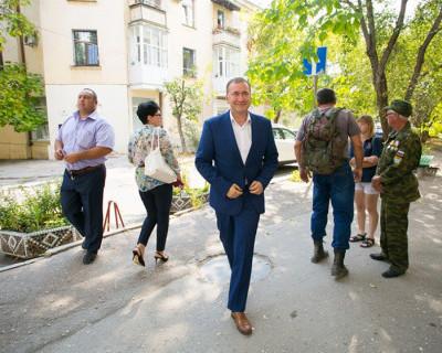 Дмитрий Белик выполнил свой гражданский долг и проголосовал