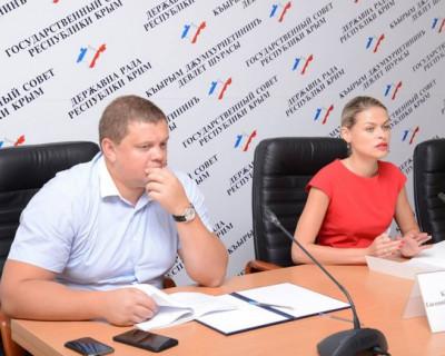 Комитет Госсовета Крыма рассмотрел 13 архиважных вопросов