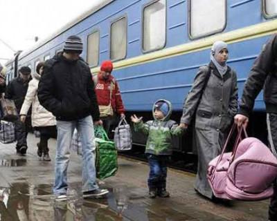 Украинские политики нагло врут о большой миграции из Крыма