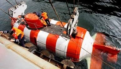 В Чёрном море спасают экипаж подводной лодки