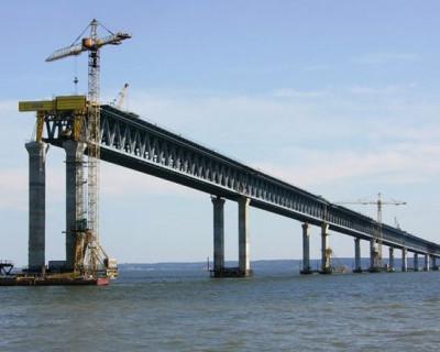 Почему строительство Керченского моста застраховано в малоизвестной на рынке компании?