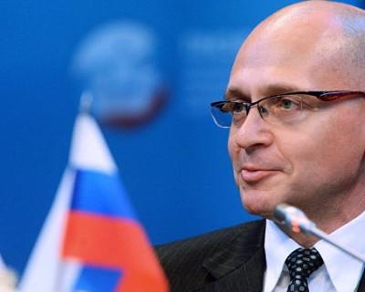 Владимир Путин назначил Кириенко первым замглавы администрации Кремля