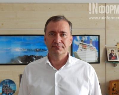 Депутат Госдумы от Севастополя Дмитрий Белик поддержал инициативу врио губернатора