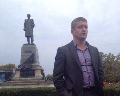 Дмитрий Голиков: «Севастополь - город особенный. Врио губернатора этого пока не понял...»