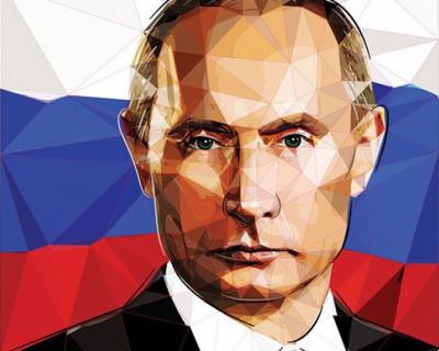 Рейтинг президента РФ Владимира Путина вырос ещё на 2%