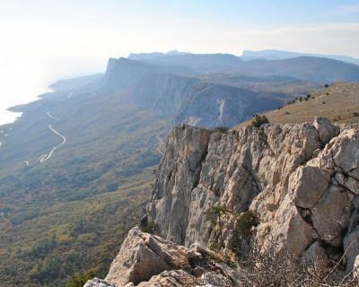В этом уголке Крыма путники вспоминали дьявола