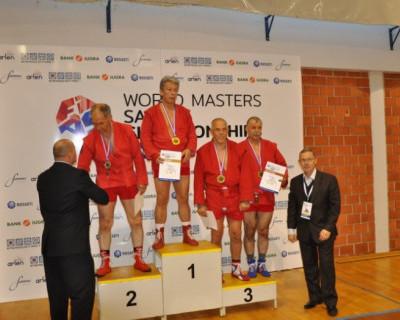 Севастополец добыл бронзу в Чемпионате мира по самбо