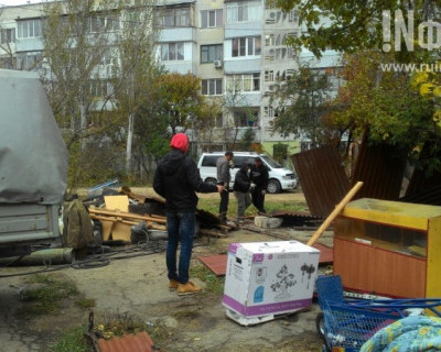 Чиновники Севастополя вышли на уровень бандитизма?