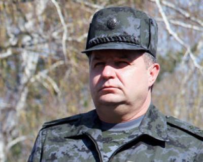 """Полторак хочет """"освободить"""" Крым через несколько месяцев"""
