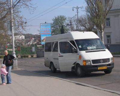 С 21 ноября вводятся новые тарифы на маршрутки в Крыму