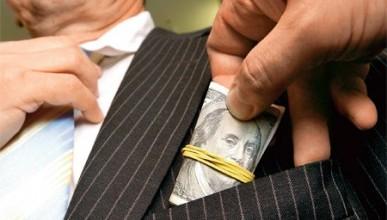 Жители России: Коррупция — это прежде всего взяточничество