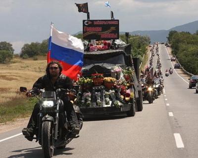 Открытие «Севастопольской школы мотоцикла»