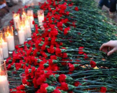 Сегодня в Севастополе акция памяти