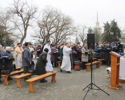 Услышат ли власти города рождественскую просьбу севастопольских католиков?