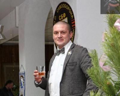 Новогоднее поздравление от представителя РОО САМООБОРОНА «Севастополь без фашизма» Михаила Ничика