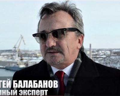Сергей Балабанов: «Пусть 2017 будет совершенно фееричным, от которого отдавалось бы эхо приятных впечатлений»