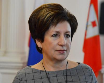 Новогоднее поздравление Председателя Законодательного Собрания города Севастополя Екатерины Алтабаевой