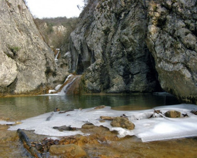 Крымская река с необычным названием
