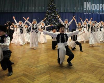 Национально-культурные общества Севастополя с размахом отметили Старый Новый год