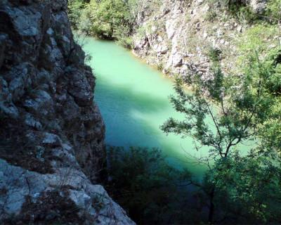 Эта река была отмечена ещё на карте генерала-майора Мухина