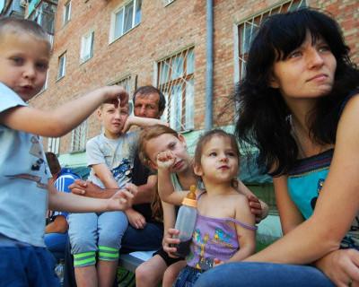 Людей с восточных регионов Украины и Крыма большая просьба – не беспокоить!