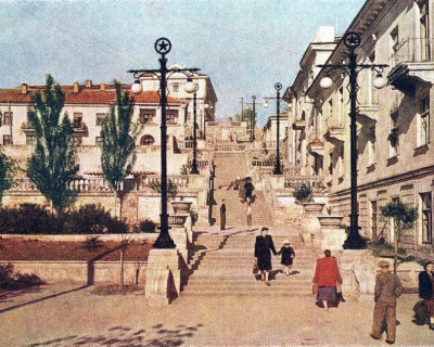 Севастополь - когда его любили...