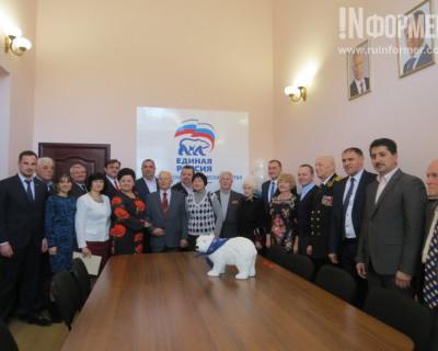 В Севастополе открылась общественная приёмная депутата Государственной Думы Дмитрия Белика